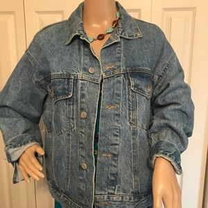 PVLA MEDIUM JEAN JACKET MADE IN THE USA 🇺🇸